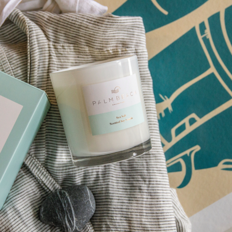 Palm Beach Collection Sea Salt Candle