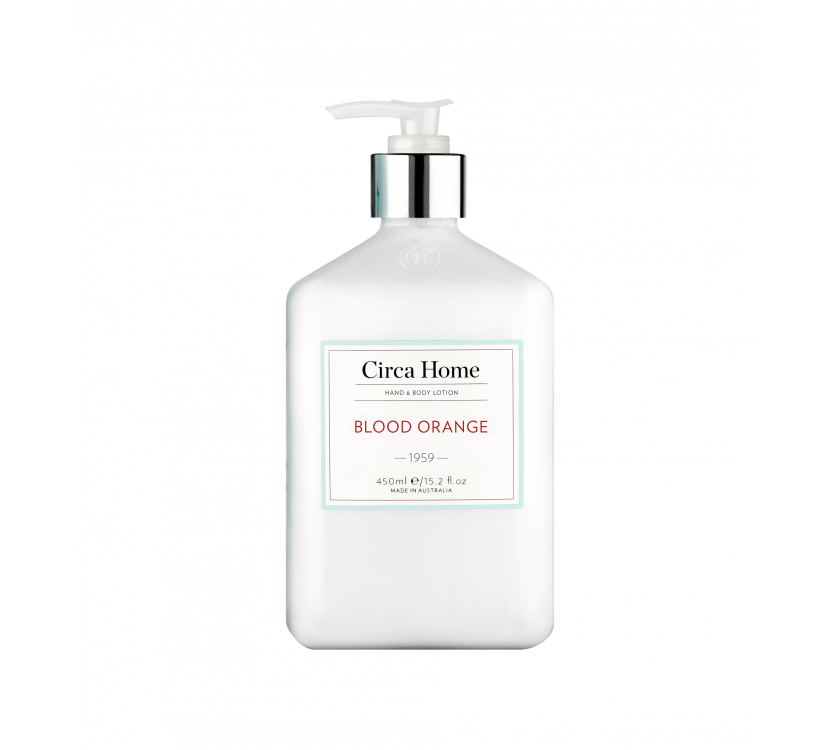 Circa Home Hand & Body Lotion - 1959 Blood Orange