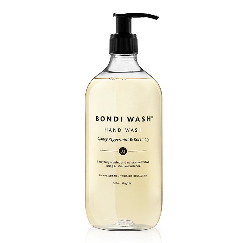 Hand Wash Sydney Peppermint & Rosemary 500ml