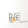 Limited Edition Christmas 'Peace' Body Double - Desert Lime