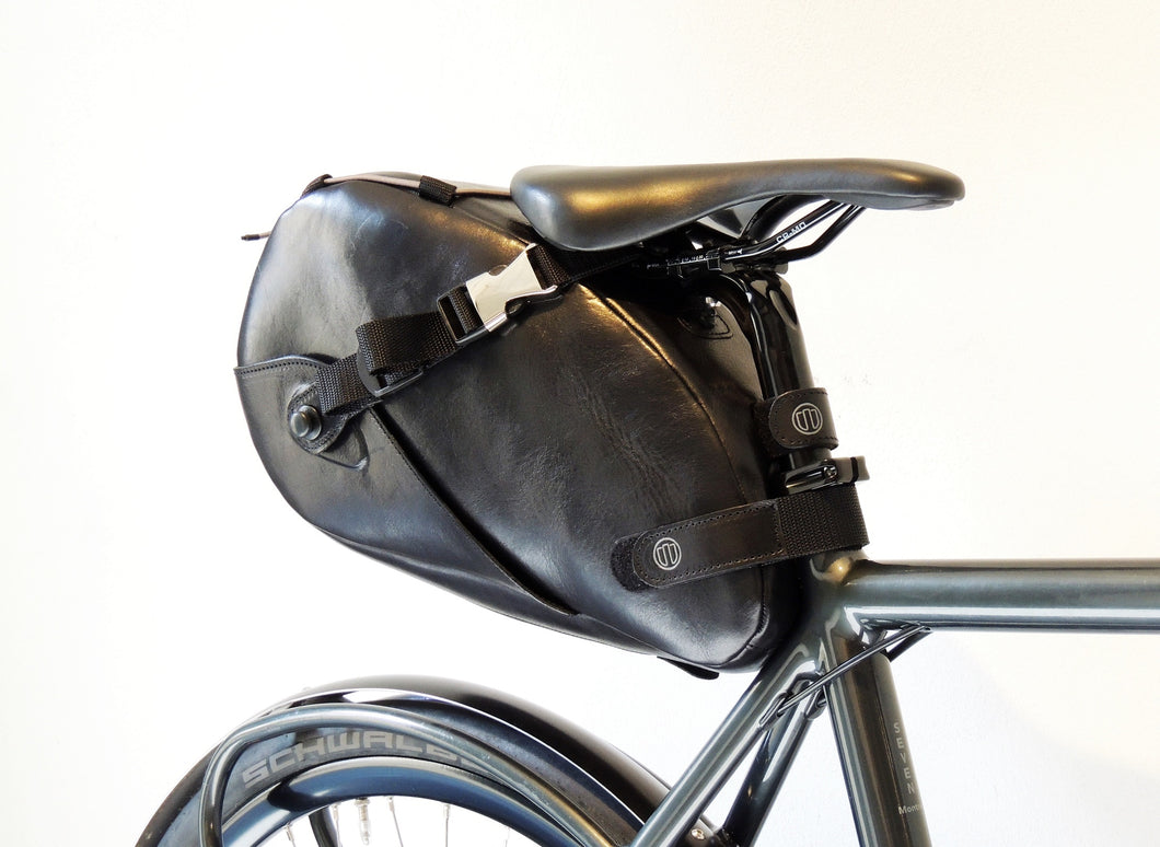 Whale | borsa sottosella in cuoio - oorban-cycling&accessories
