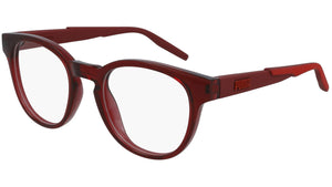 PU0304O 002 transparent burgundy
