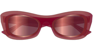 BV1088S 007 transparent burgundy