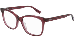 MQ0304O 004 transparent burgundy