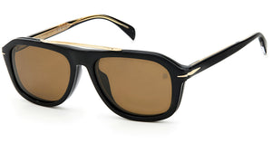 DB 7006/G/Cs Black Brown Polarized