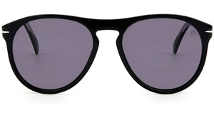 DB 1008/S Black Grey Polarized