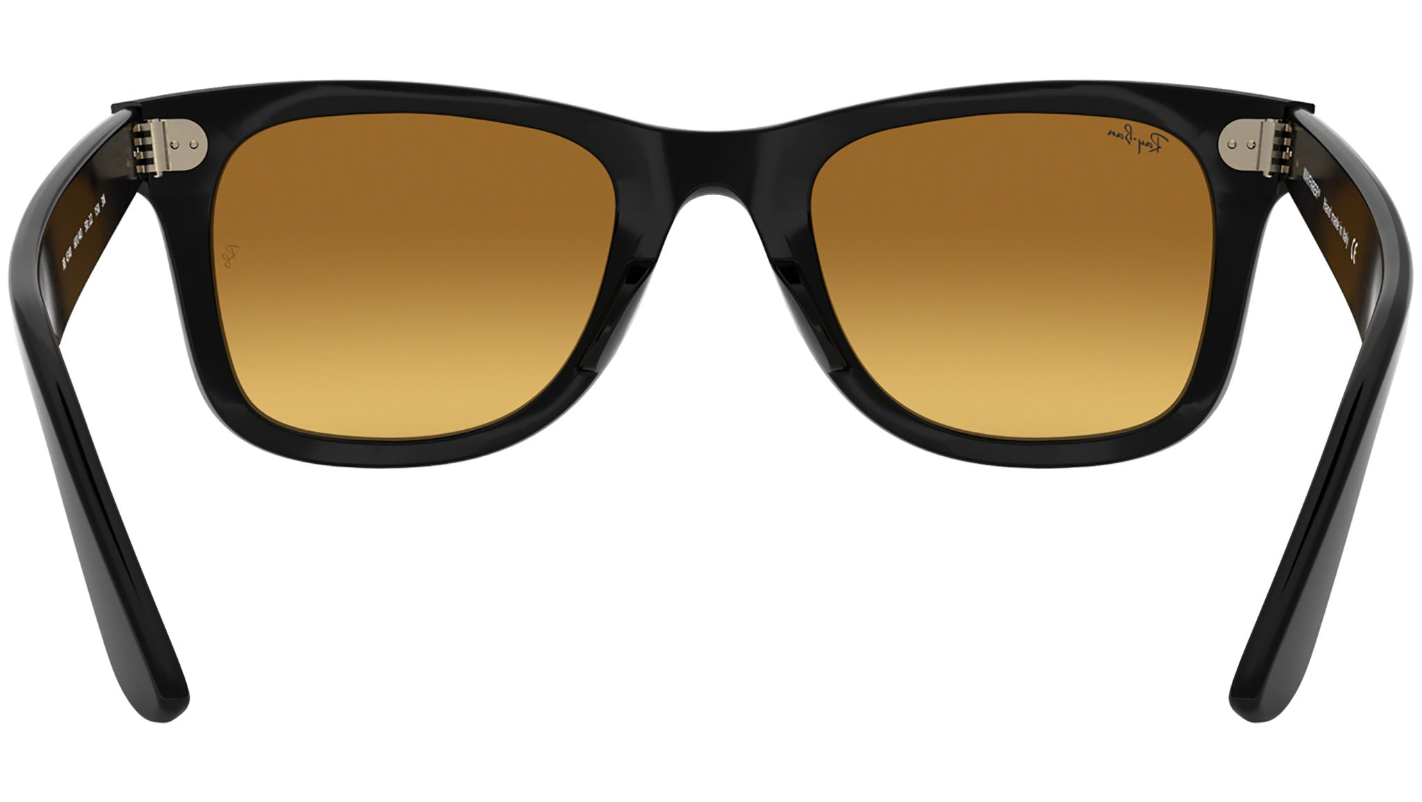 Wayfarer Ease RB4340 black gradient flash