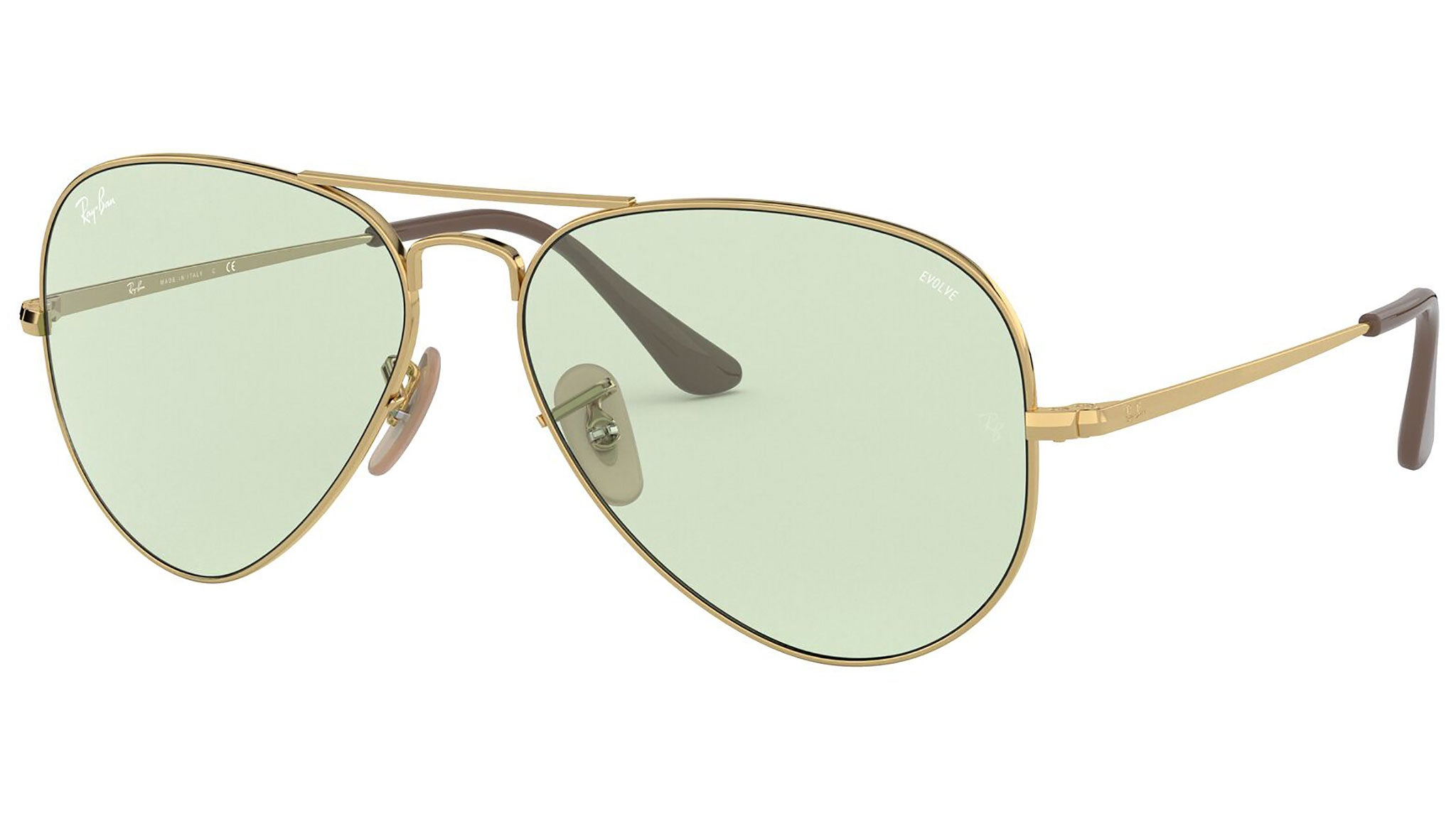 Aviator Solid Evolve RB3689 gold