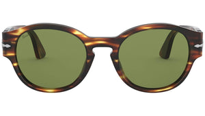 PO3230S brown and yellow tortoise green