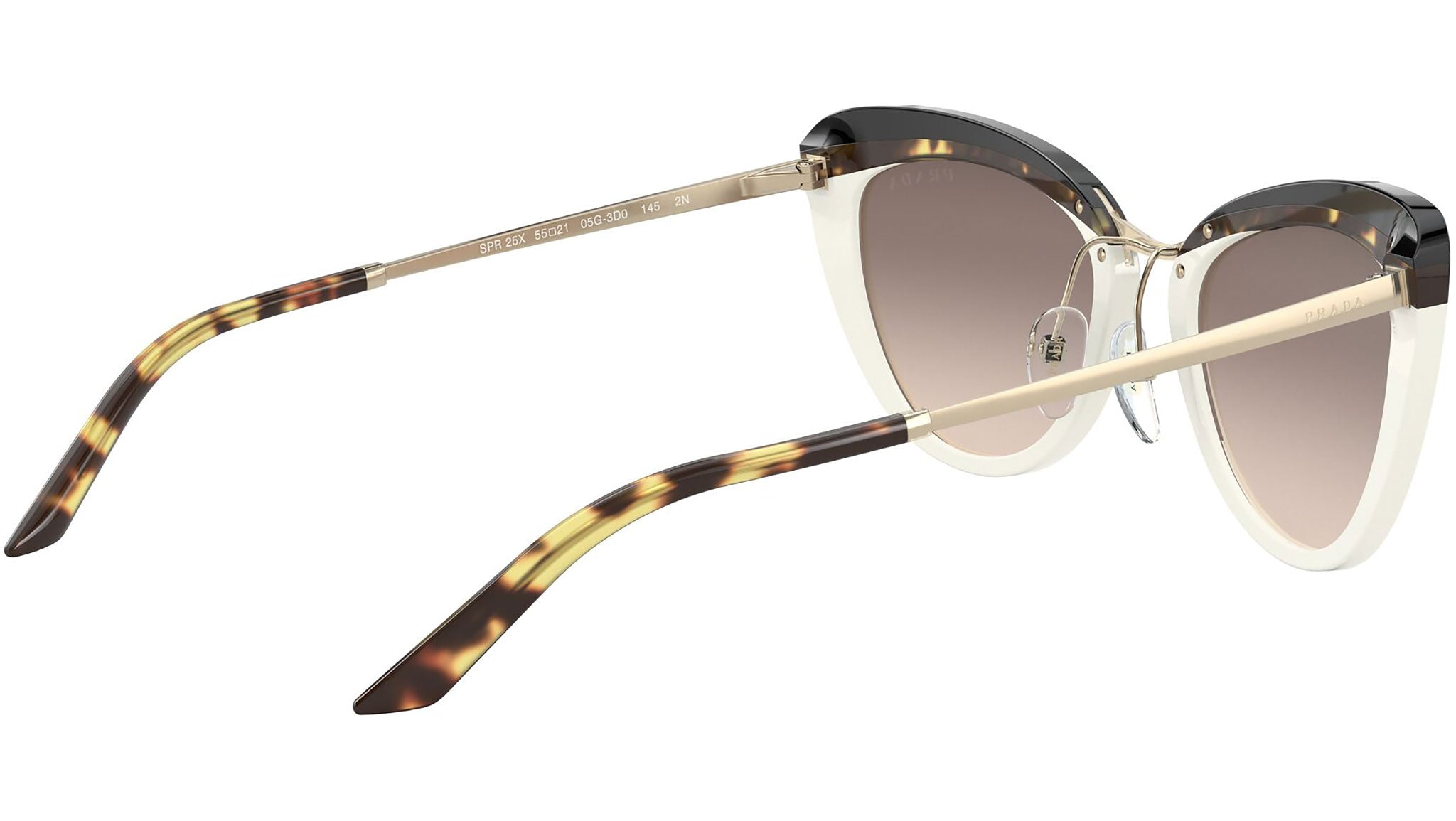 PR 25XS black and havana and ivory