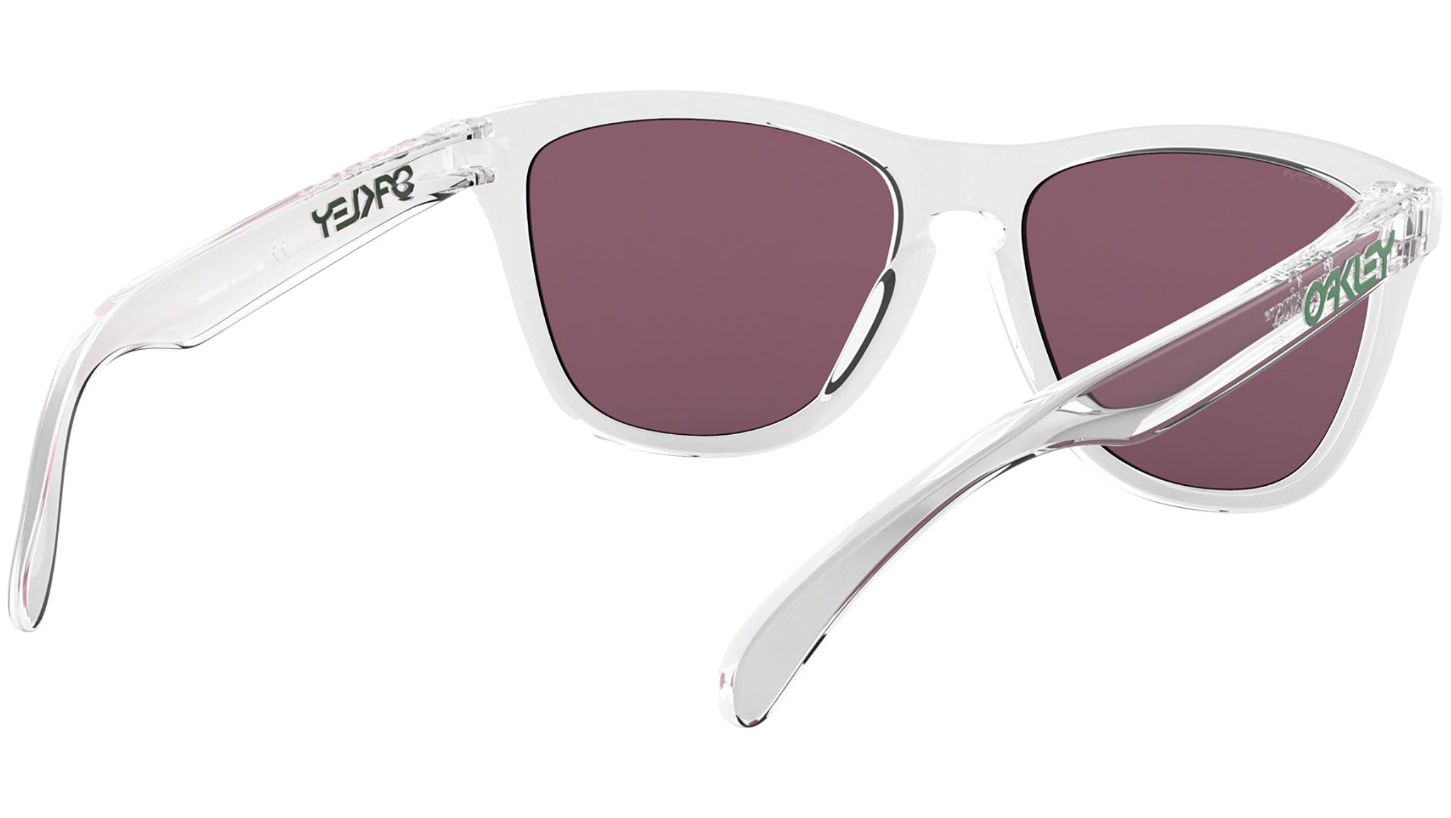 Frogskins OO9013 D6 crystal clear
