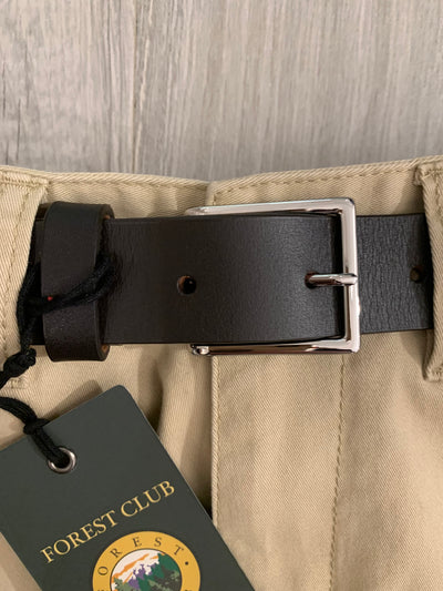 Forest Club Top Grain Matte Finish Belt
