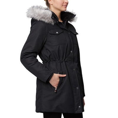 Oxford Thermoluxe Filled Faux Fur Hooded Parka