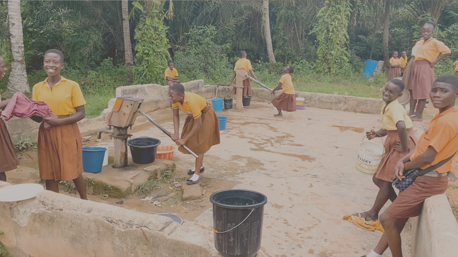 Raise the Bar Series: Working with Water4 in Ghana