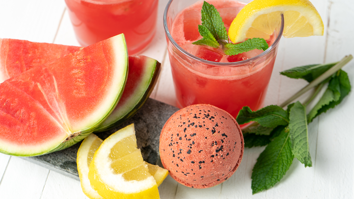 How to Make Watermelon Lemonade