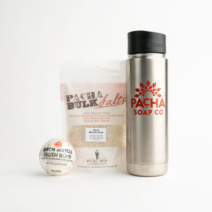 Birch Muscle Gift Set