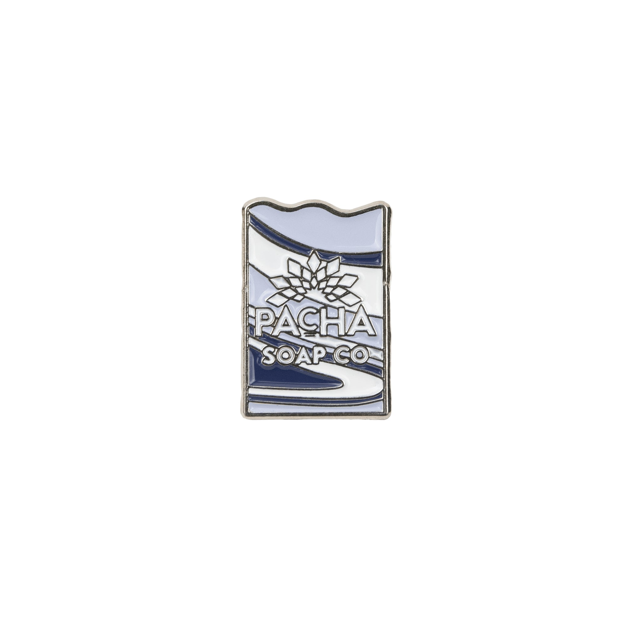 French Lavender Enamel Pin
