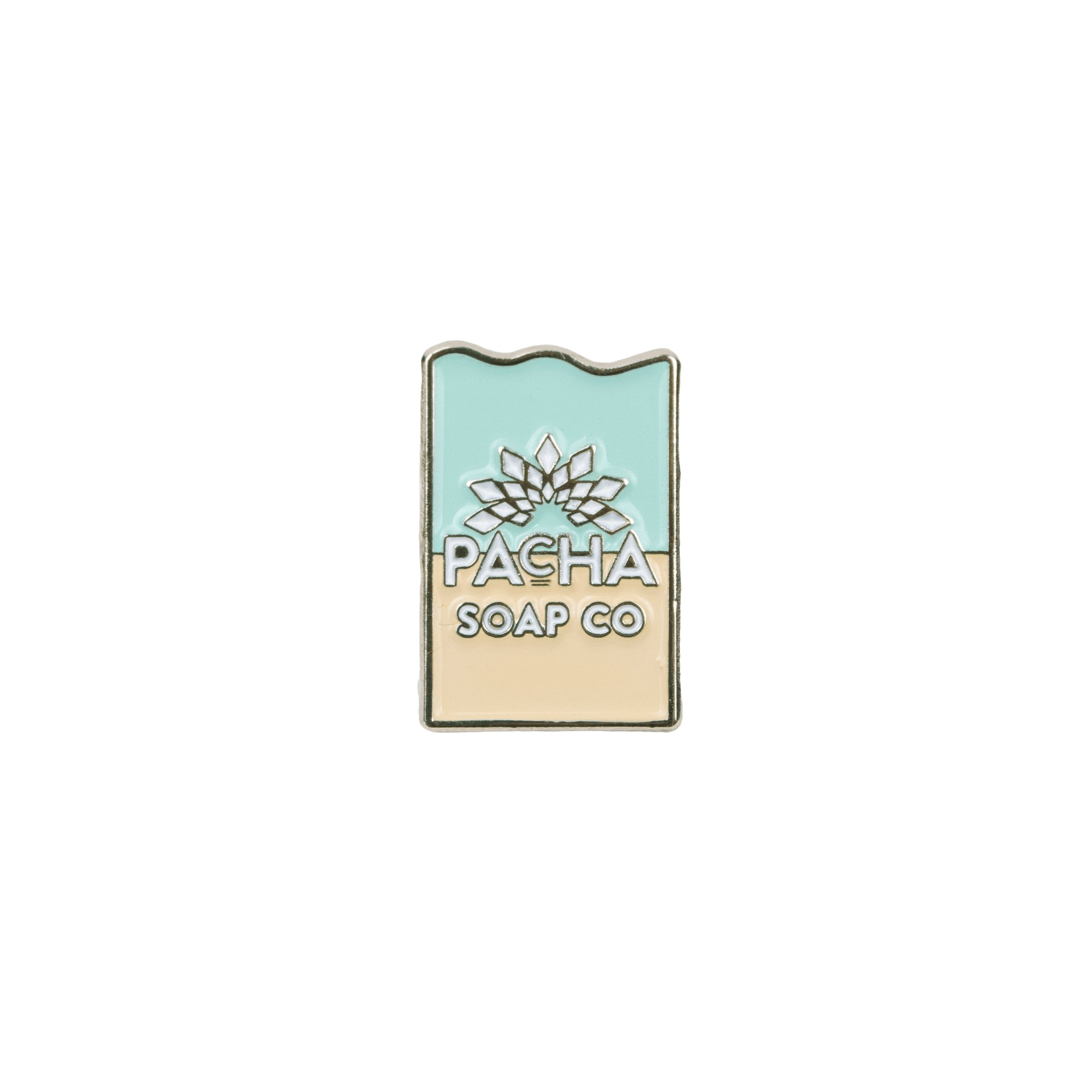 Sand & Sea Enamel Pin