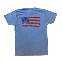 Load image into Gallery viewer, Peace Flag T-Shirt