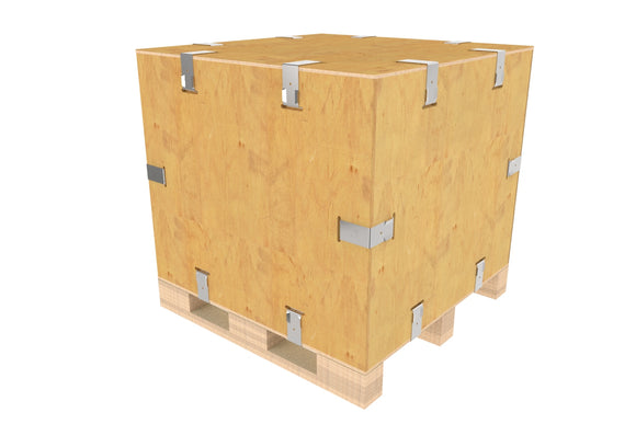 Simple-Clip™ Crate - 22 x 22 x 23