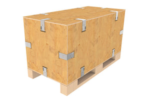 Simple-Clip™ Crate - 46 x 22 x 23