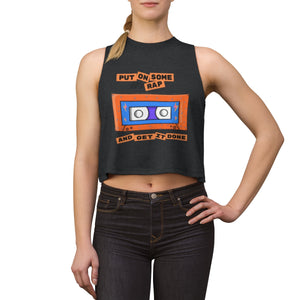 90s Rap Women's Crop top