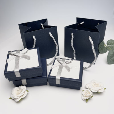 Matron of Honor Gift - Grace of Pearl