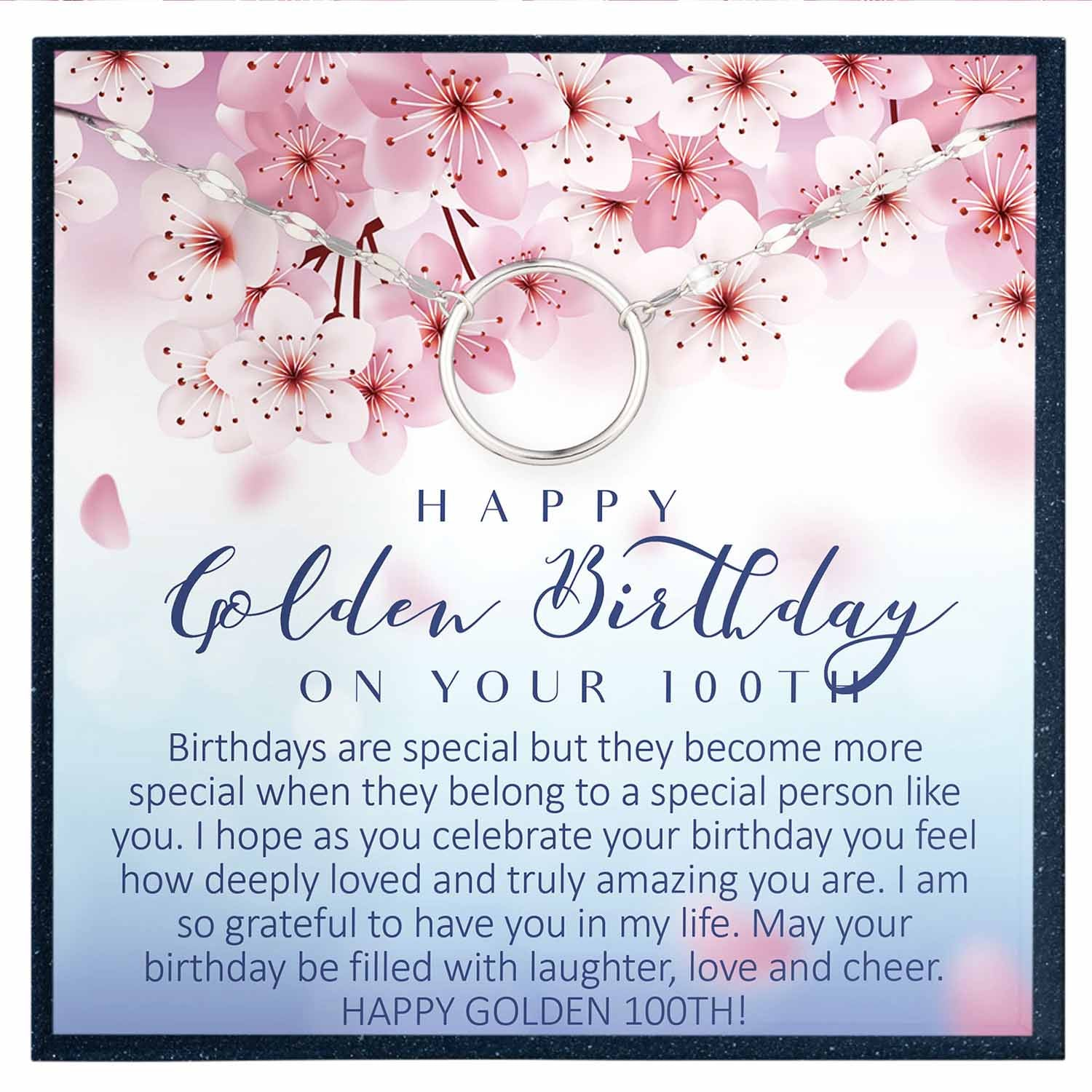 100 Birthday Gift for 100 Year Old Women