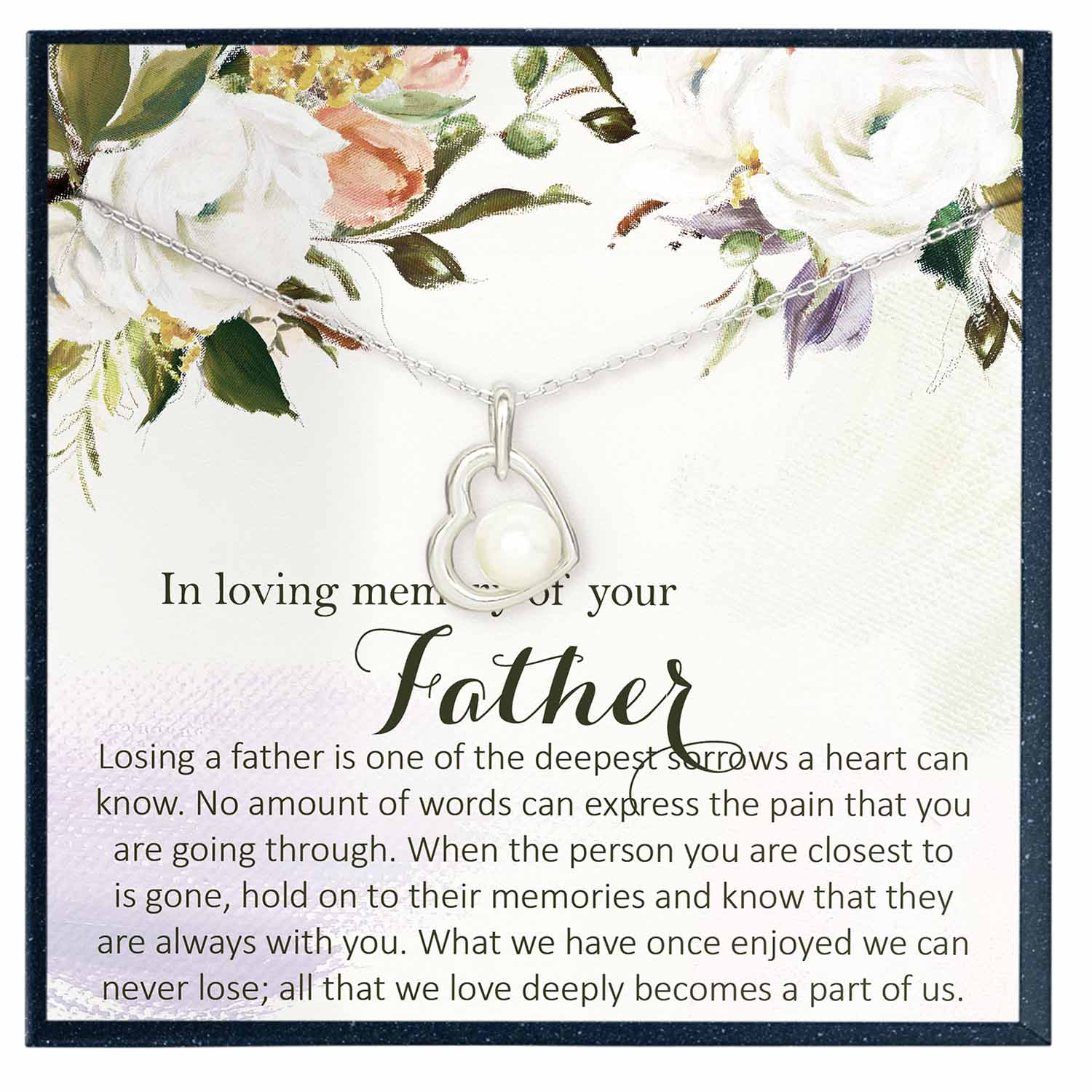 Father Remembrance Gift