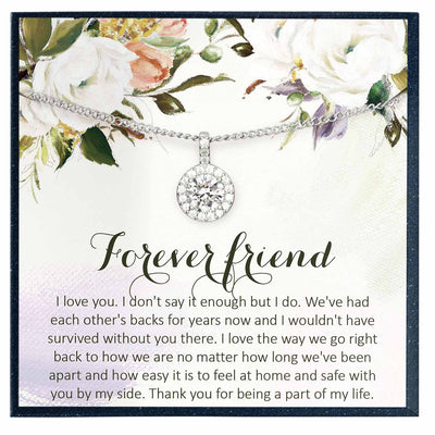 Forever Friend Gift - Grace of Pearl