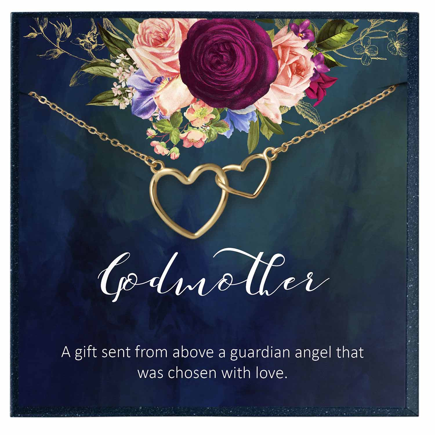 Godmother Necklace Gift