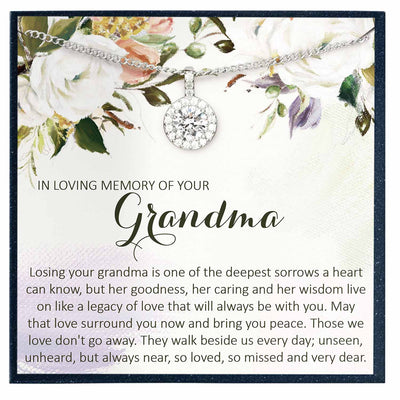 Grandma Remembrance Gift - Grace of Pearl