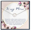 Mother Gift, Mum Gift, Personalized Mom Gift - Grace of Pearl