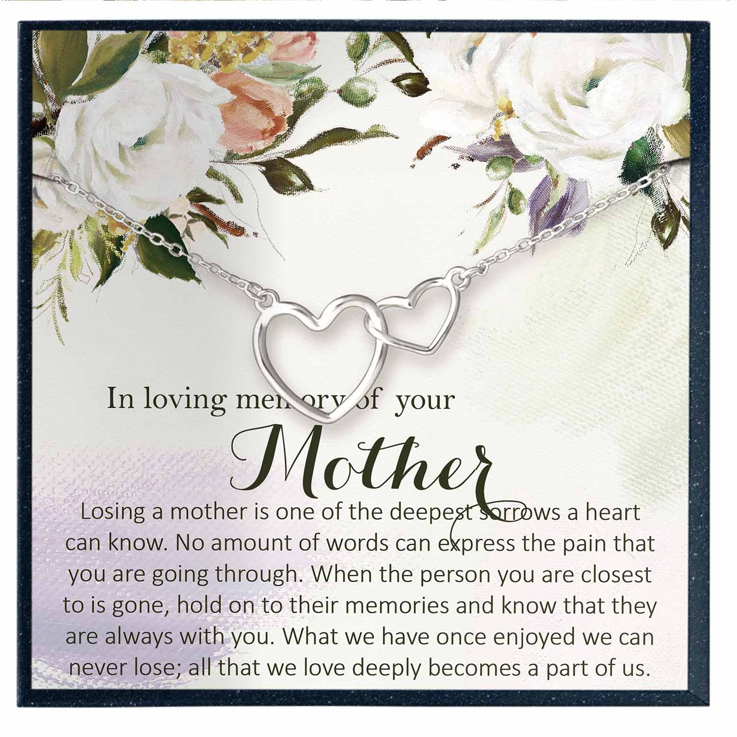 Mother Memorial Gift, in Loving Memory of Mother
