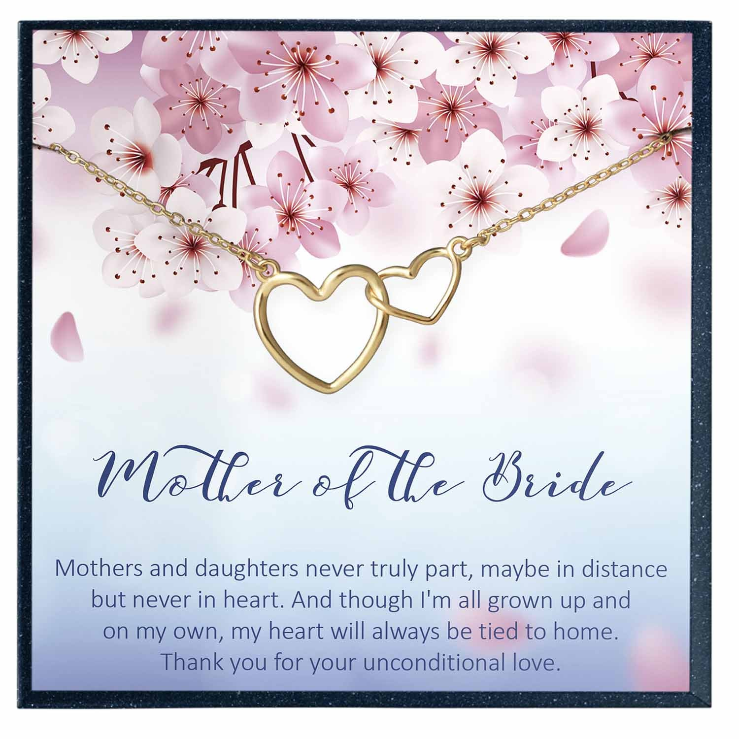 Mother of the Bride Gift from Daughter, Mother of the Bride Necklace