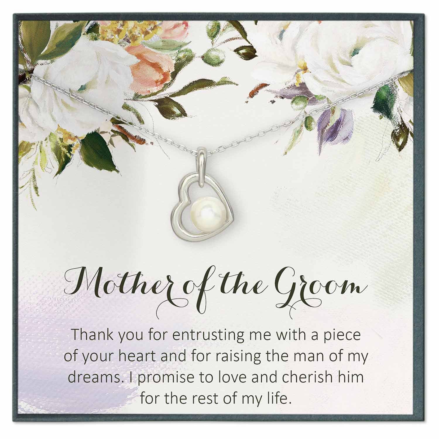 Mother of the Groom Gift from Bride, Wedding Gift from Daughter in Law