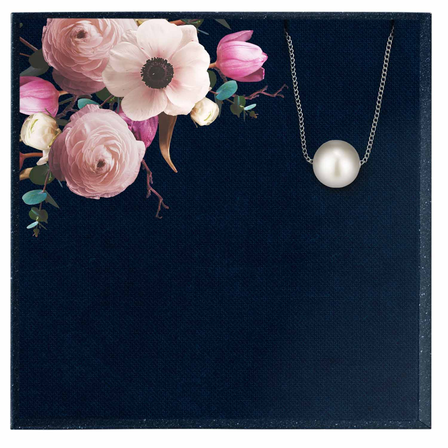 Pearl of Friendship Necklace Gift