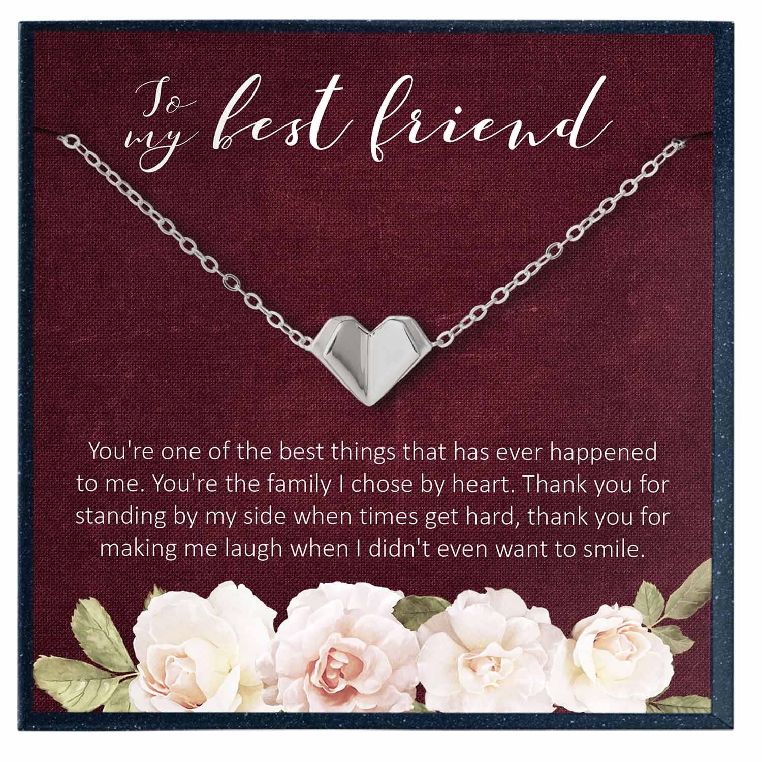 Personalized Best Friend Gift