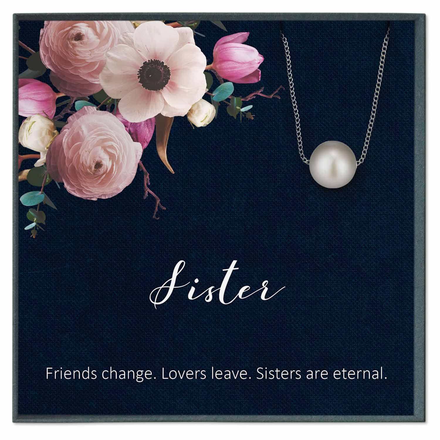 Sister Jewelry Gift
