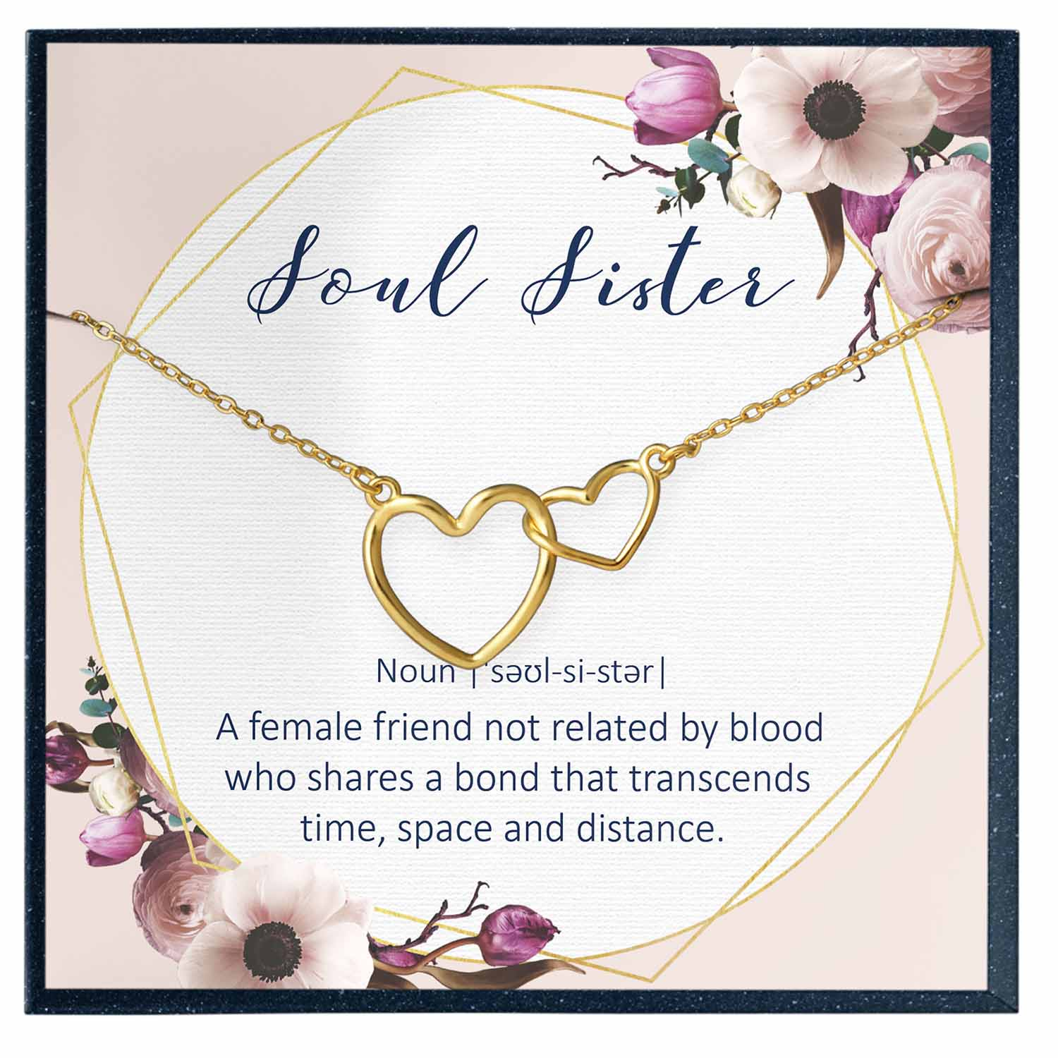 Soul Sister Gift Necklace