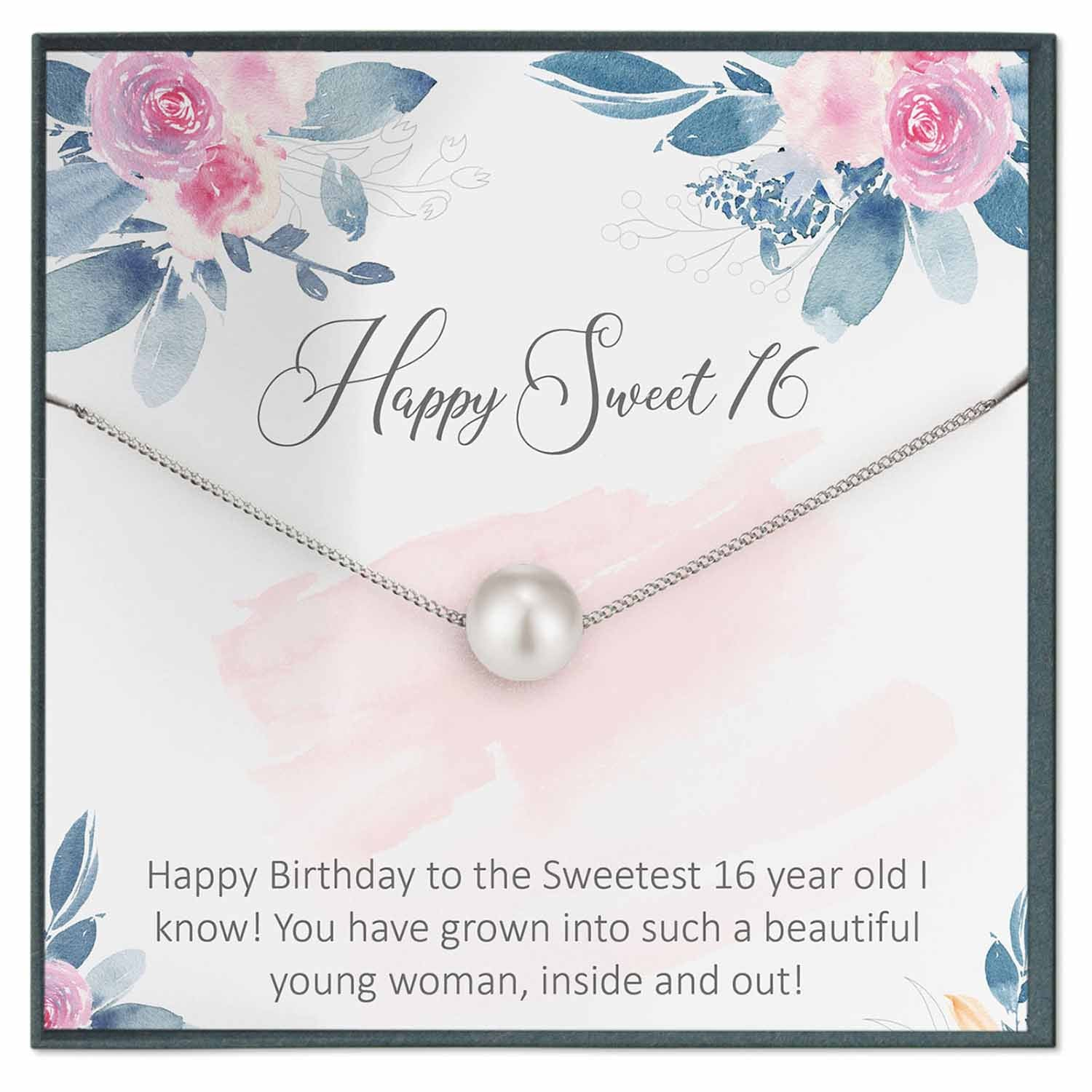 Sweet Sixteen Gift, 16 Birthday Gift for Girls