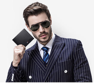How to choose the most suitable men's leather wallet in 2020