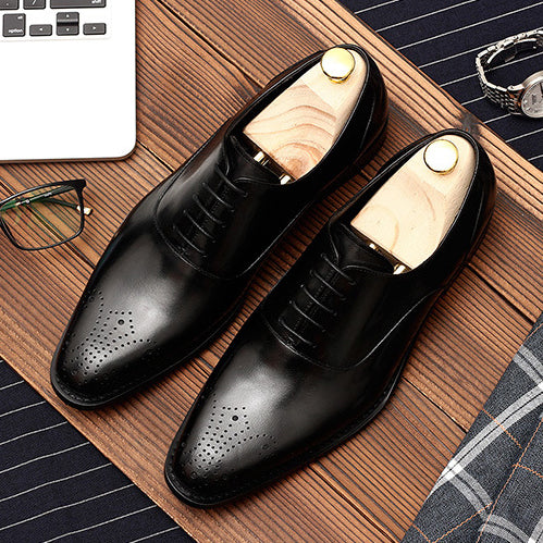 Oxford Brogue Italia Sh22