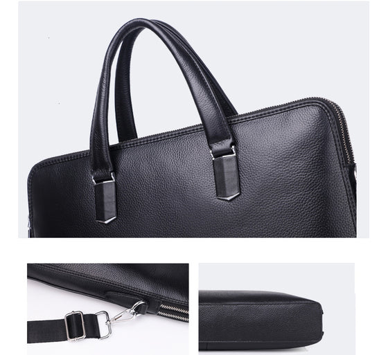 [C01] Hand bags of Italian high-quality cow leather