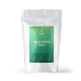 de-stress tea goji relax calm chrysanthemum black goji antioxidant