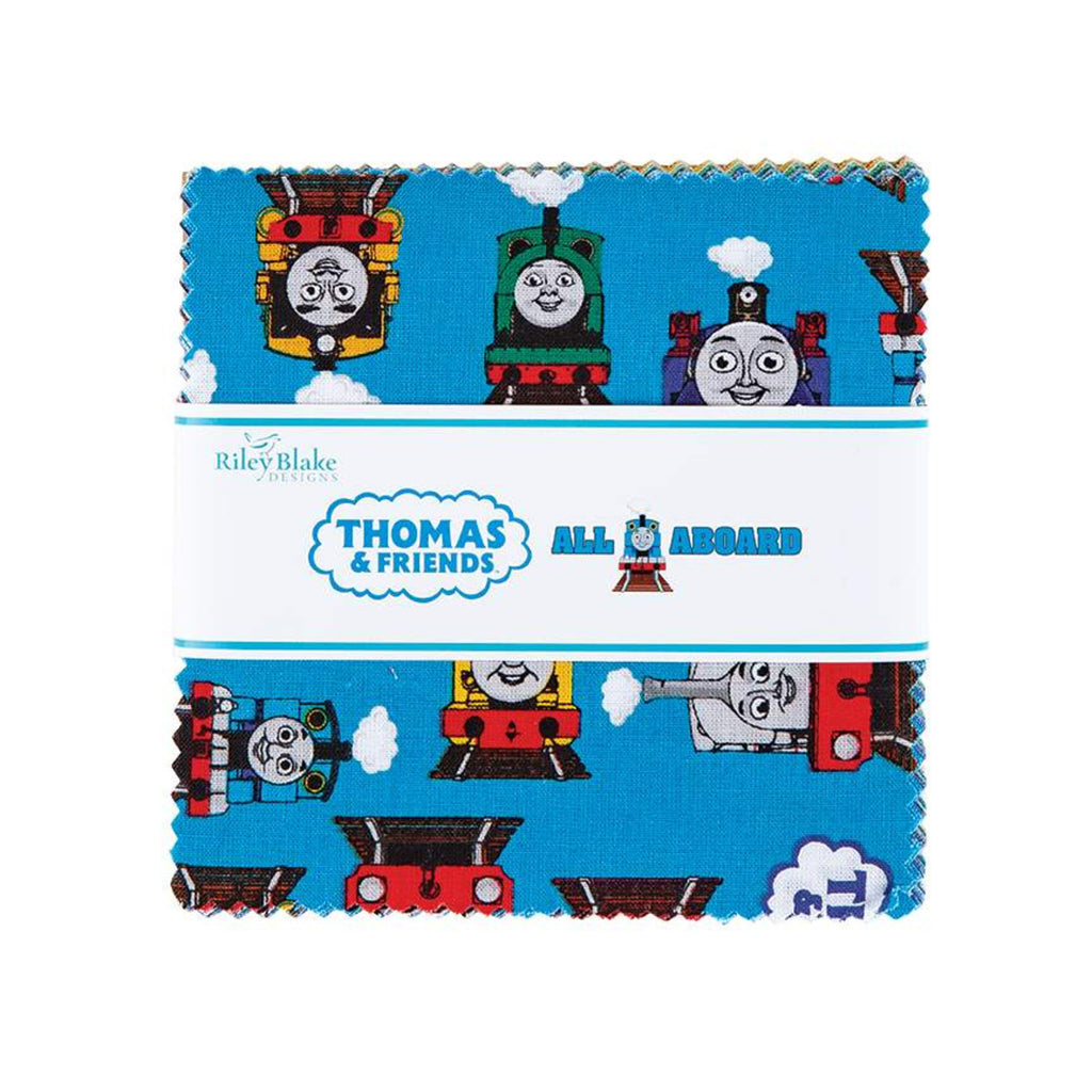 "Thomas and Friends All Aboard 5"" Stacker 