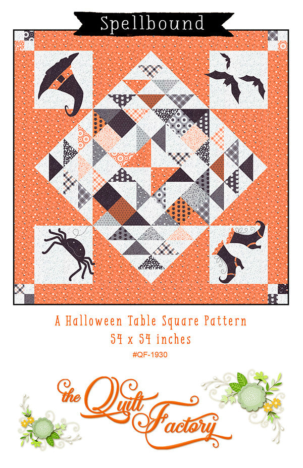 Spellbound Table Square Pattern