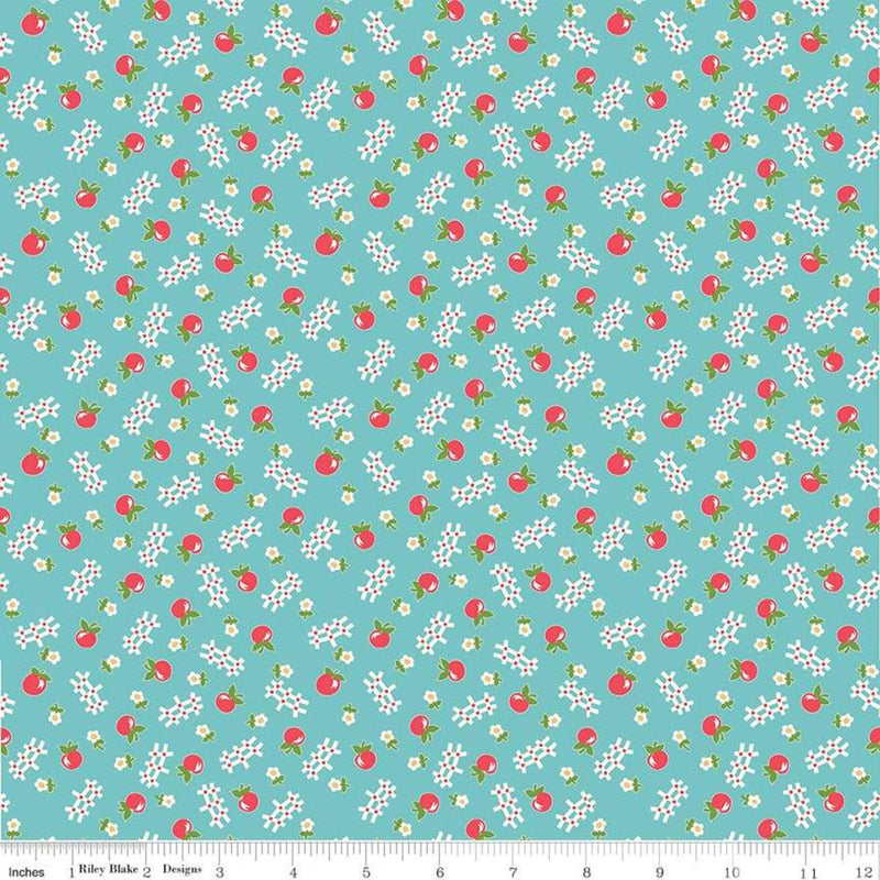 Farm Girl Vintage Apple Cottage Yardage (C7873 COTTAGE)