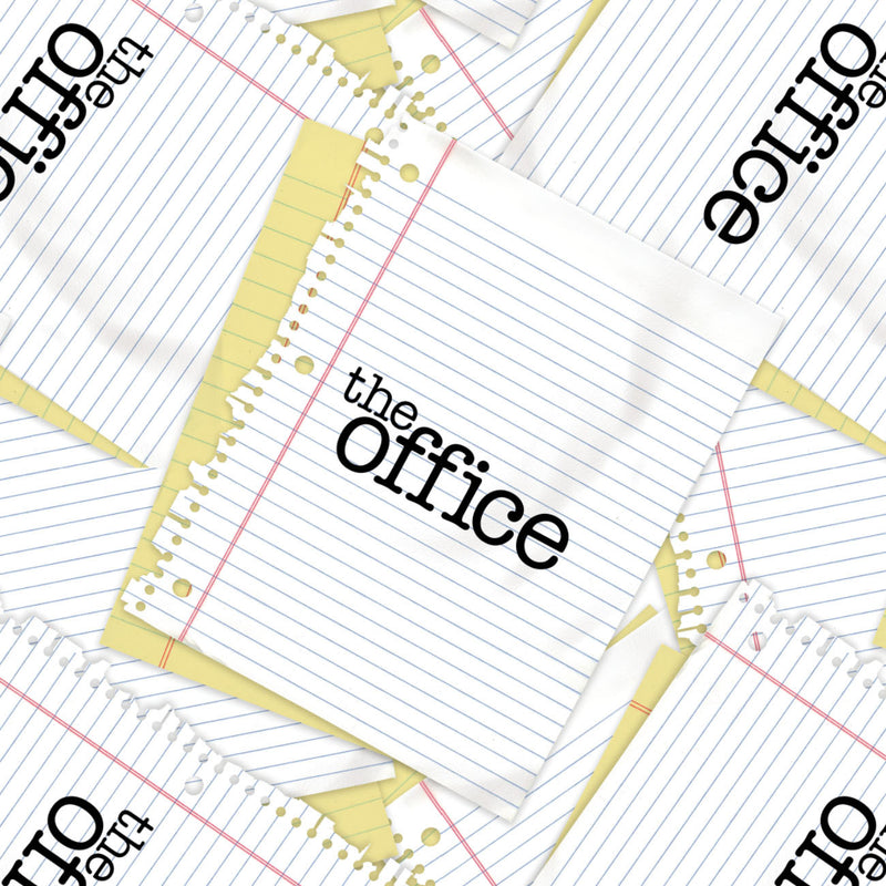 The Office Scrap Paper Yardage by Camelot Fabrics (96090103) Cut Options Available