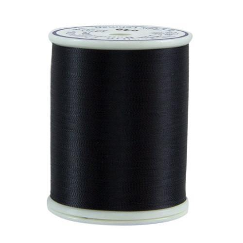 649 Dark Gray - Bottom Line 1,420 yd spool by Superior Threads - Stitches n Giggles